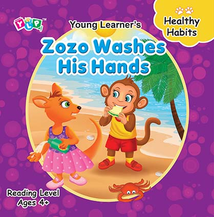 Zozo Washes His Hands