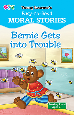 Easy To Read - Bernie Gets into Trouble