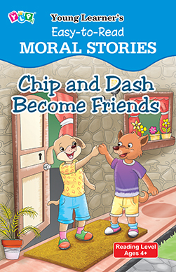 Easy To Read - Chip and Dash Become Friends