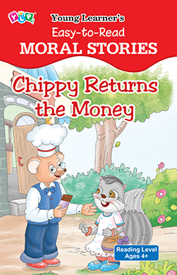 Easy To Read - Chippy Returns the Money