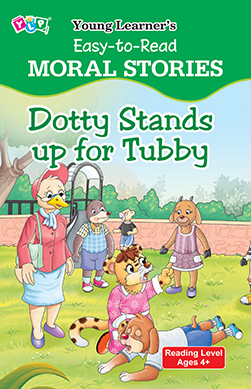 Easy To Read - Dotty Stands up for Tubby