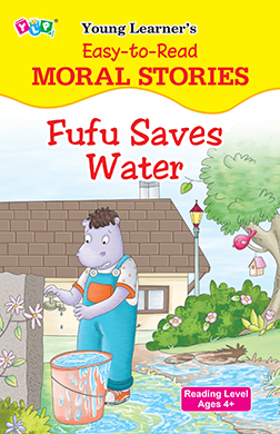 Easy To Read - Fufu Saves Water