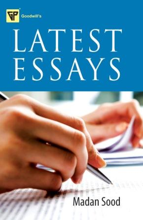 Latest Essays for College and Competitive Exams.