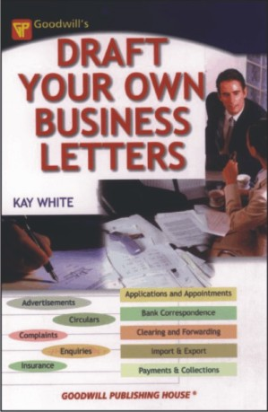 Draft Your Own Business Letters