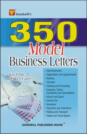 350 Model Business Letters