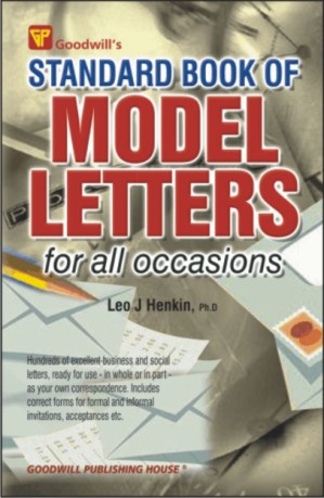 Standard Book of Model Letters