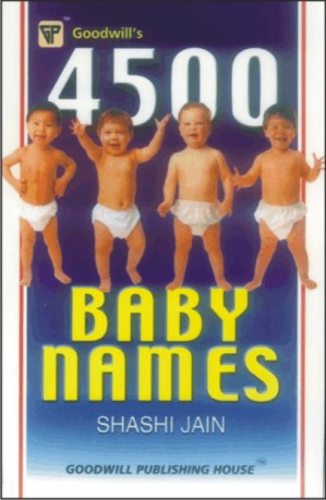 4500 Baby Names