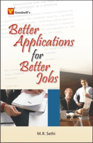 Better Applications for Better Jobs