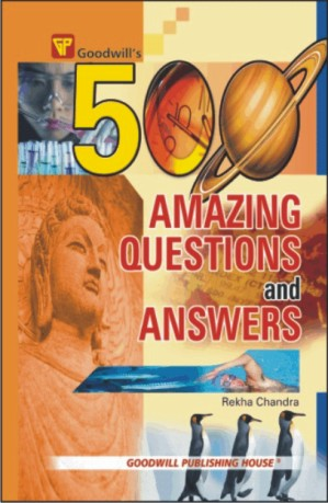 500 Amazing Questions and Answers