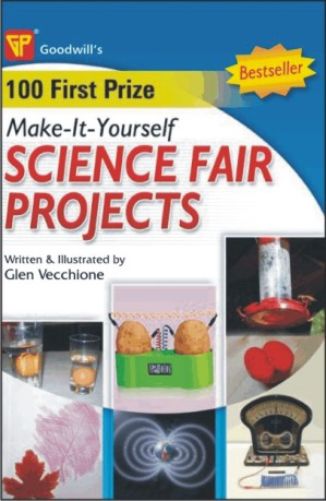 100 First Prize Make-It-Yourself Science Fair Projects