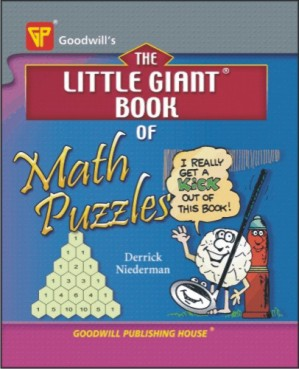 The Little Giant Book of  Math Puzzles