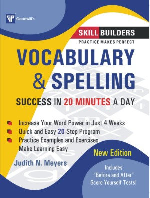 Vocabulary & Spelling : Success in 20 Minutes a Day