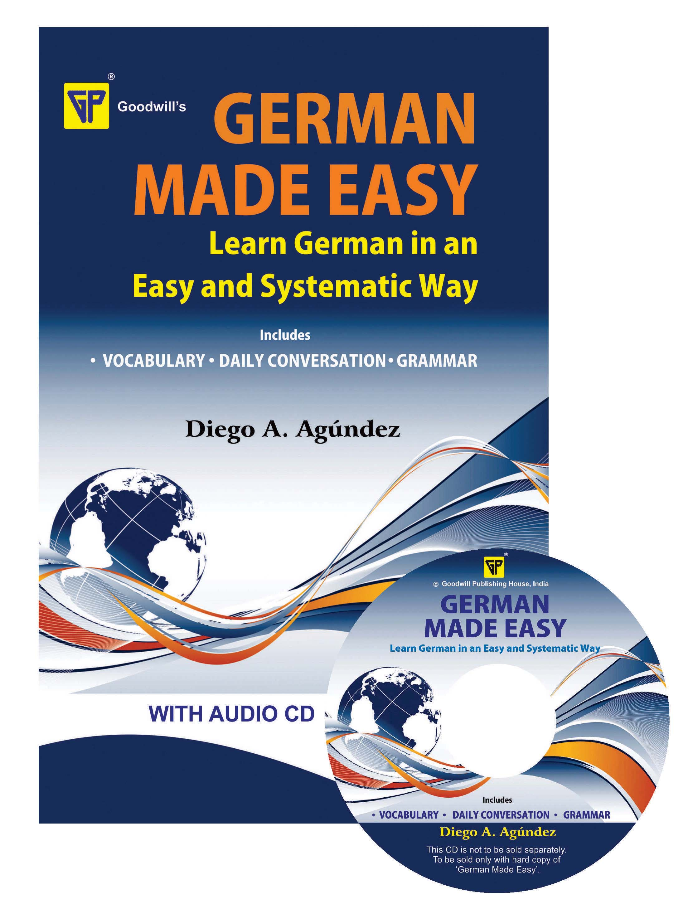 German Made Easy With Audio CD