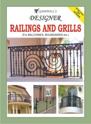 Designer Railings and Grills (For Balconies, Boundaries etc.)