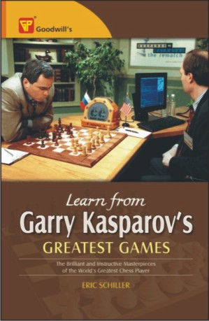 Learn from Garry Kasparov's Greatest Games