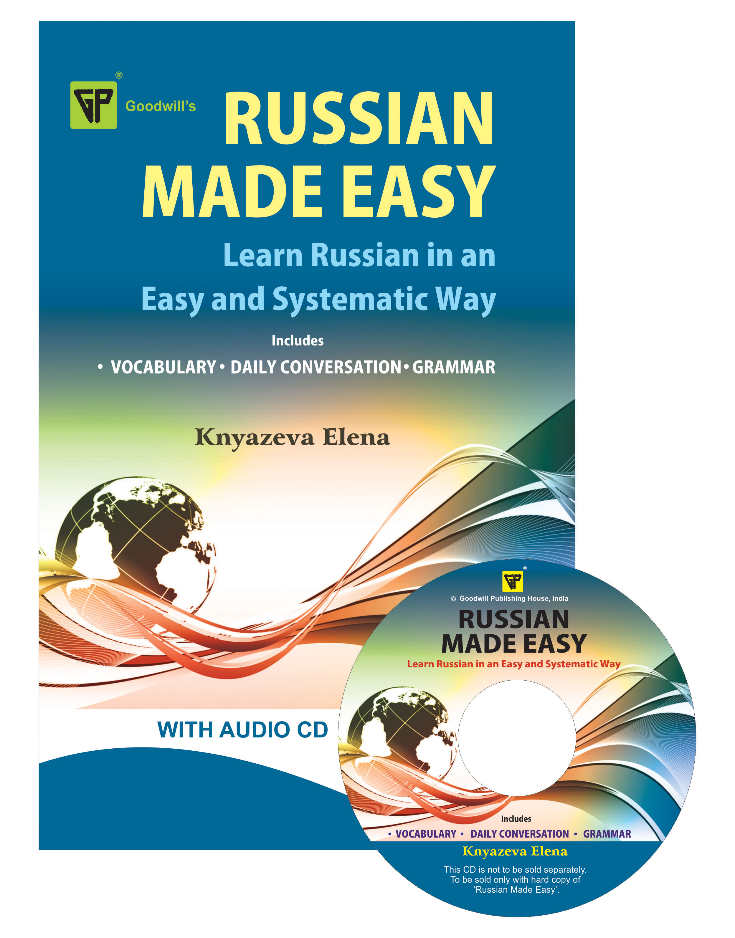 Russian Made Easy with Audio CD