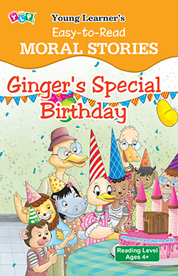 Easy To Read - Ginger's Special Birthday