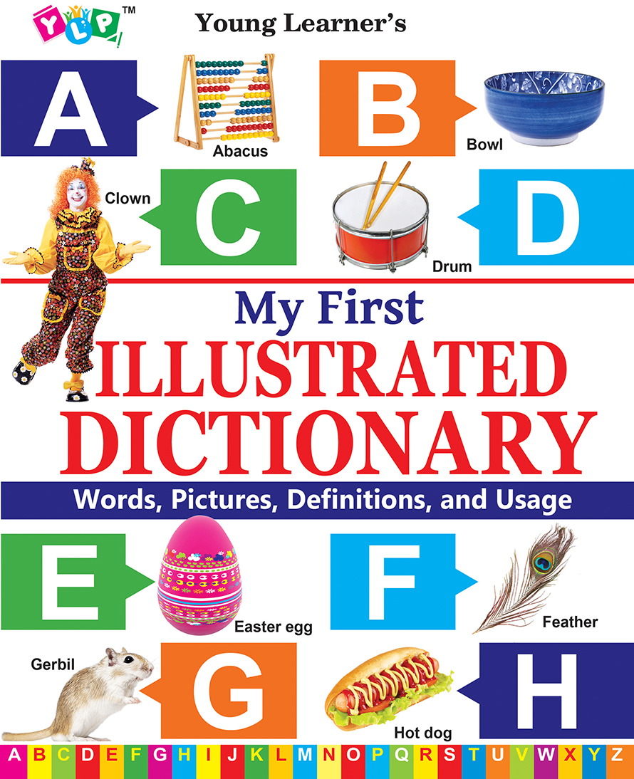 My First Illustrated Dictionary