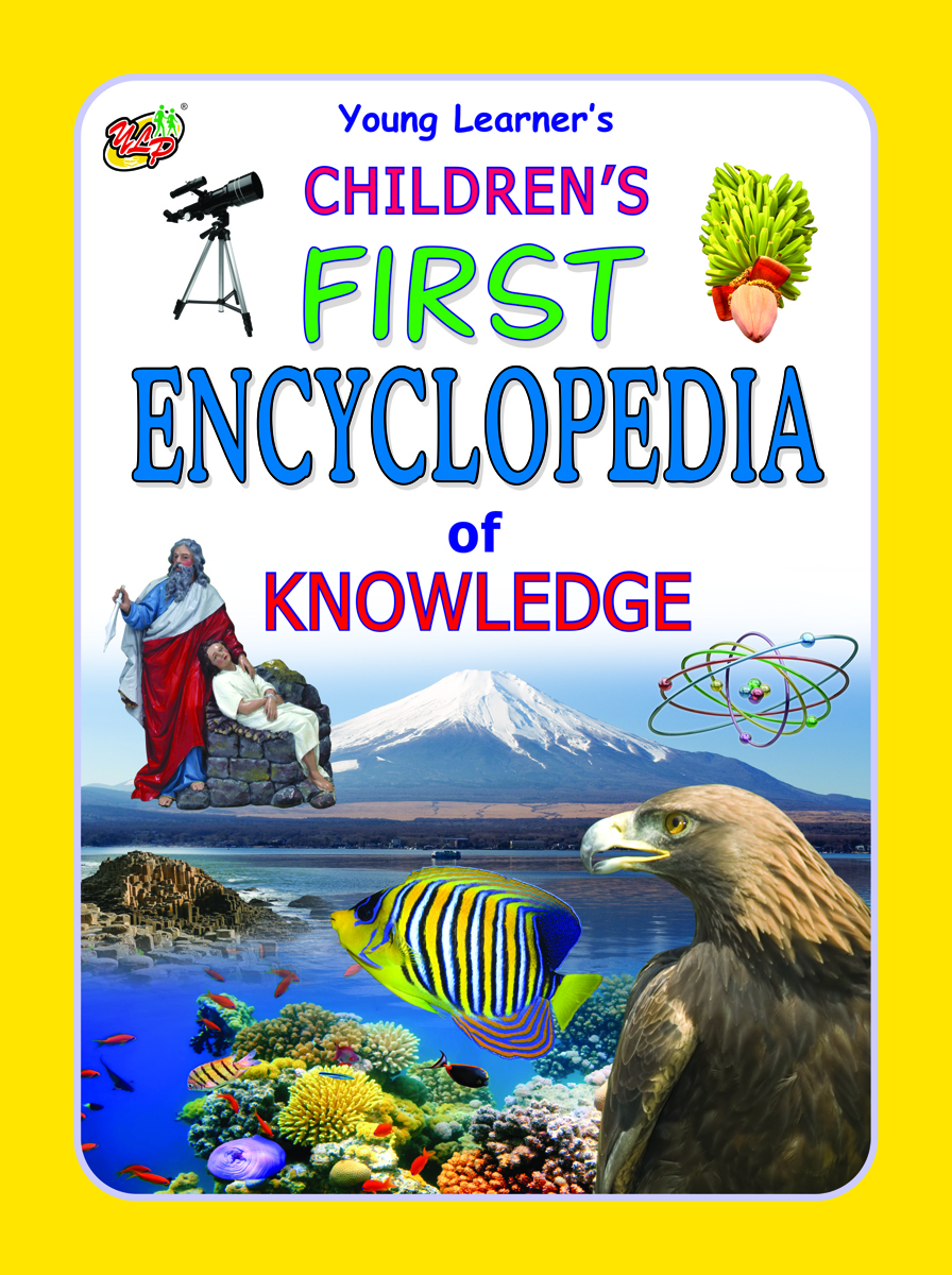 Children's First Encyclopedia of Knowledge Y-84