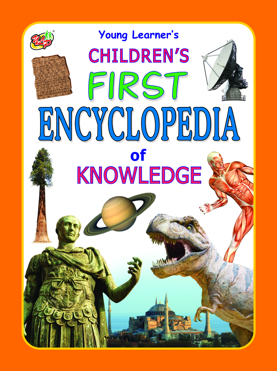 Children's First Encyclopedia of Knowledge Y-86