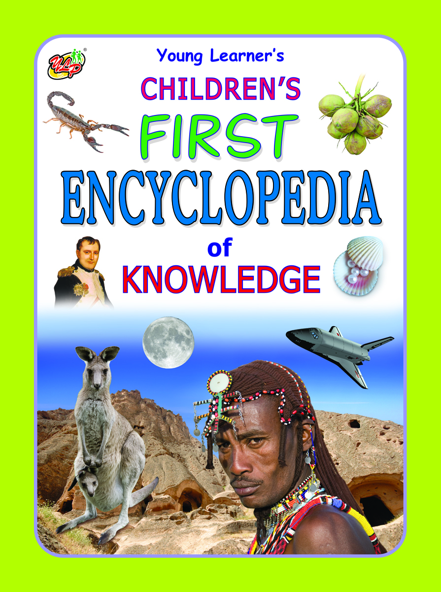 Children's First Encyclopedia of Knowledge Y-88
