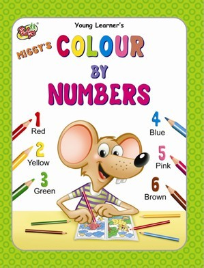 Miggy's Colour by Numbers