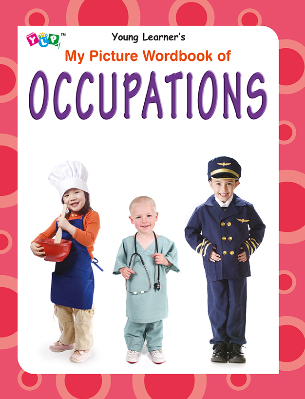 My Picture Wordbook of Occupations