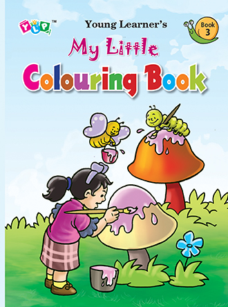 My Little Colouring Book (3)