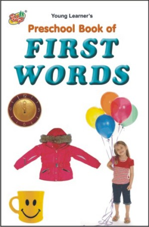 Preschool Book of First Words