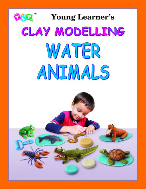 Clay Modelling Water Animals