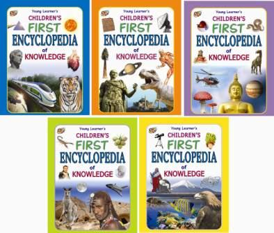 First Encyclopedia (5 Titles)