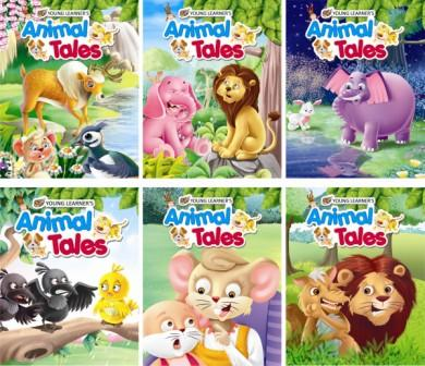 Animal Tales (6 Titles)