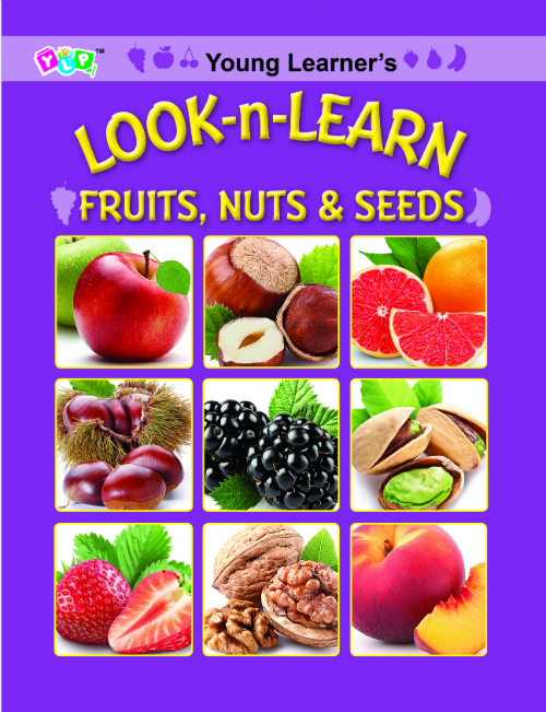 Look-n-Learn Fruits, Nuts & Seeds