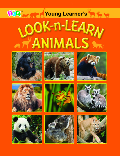 Look-n-Learn Animals