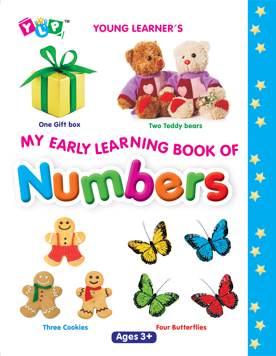 My Early Learning Book of Numbers (Full Laminated)