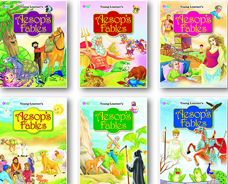 Aesop's Fables (Set of 6 Titles)