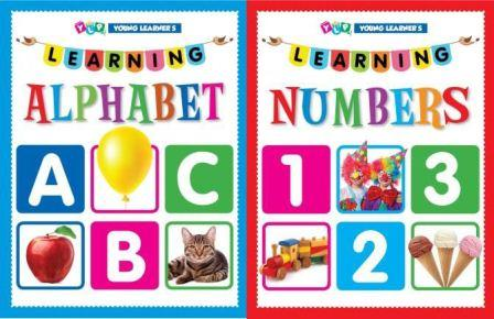 Learning Alphabet & Numbers