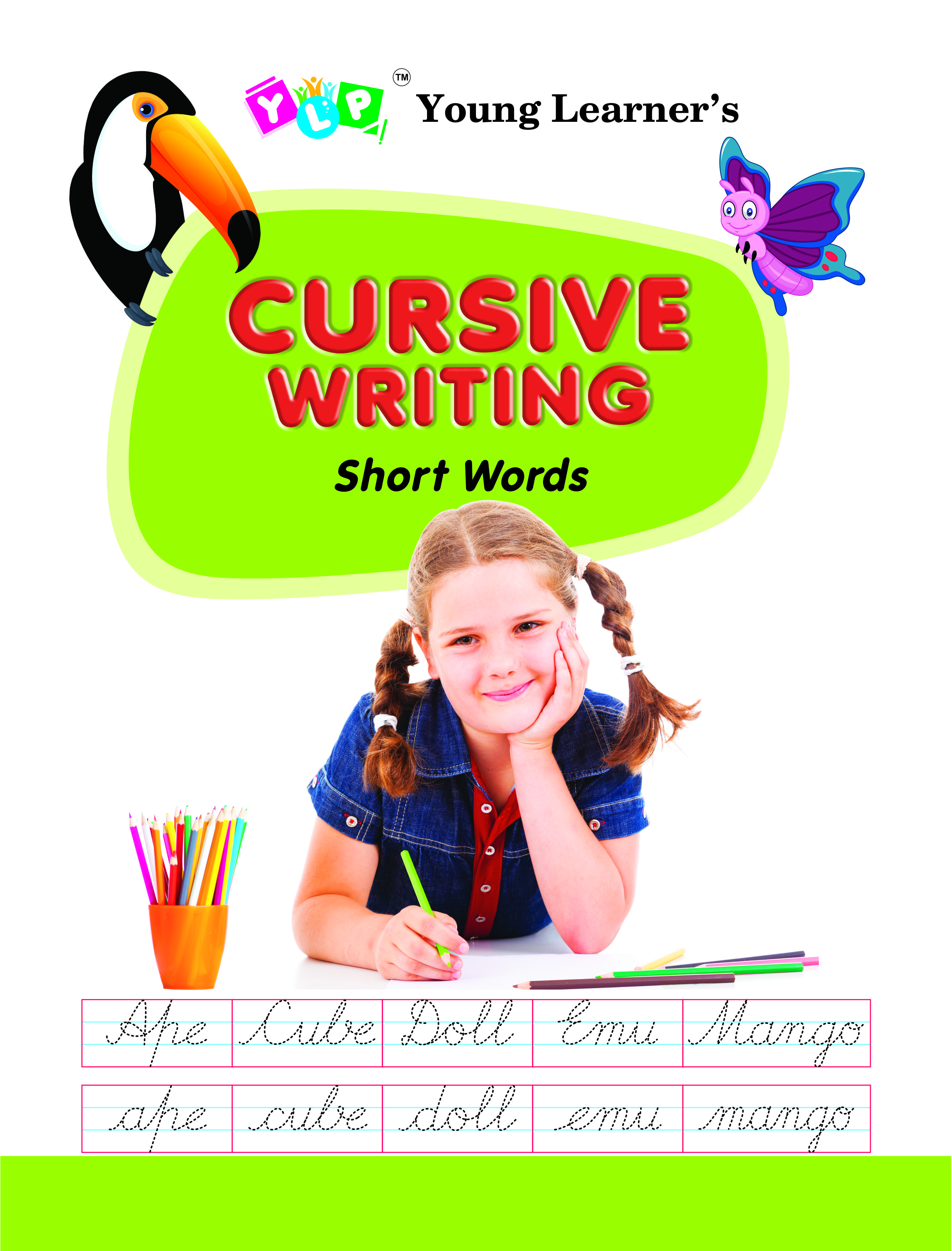 Cursive Writing (Short Words)