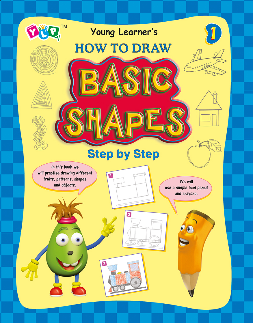 How To Draw - Basic Shapes