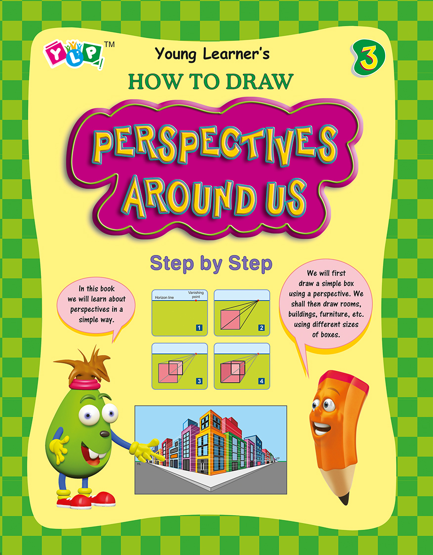 How to Draw - Perspective Around us