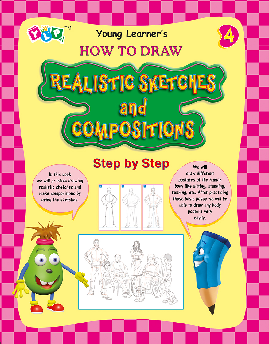 How To Draw - Realstic Sketches and Compositions