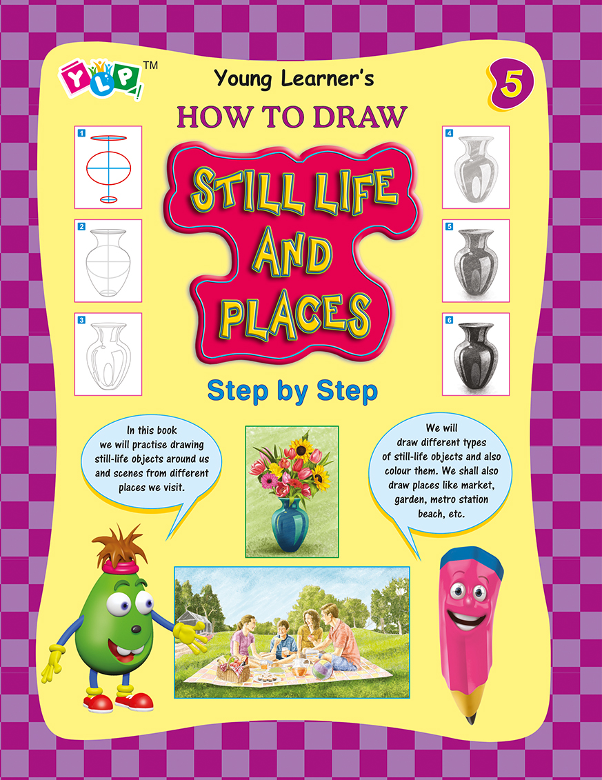 How To Draw - Still Life and Places