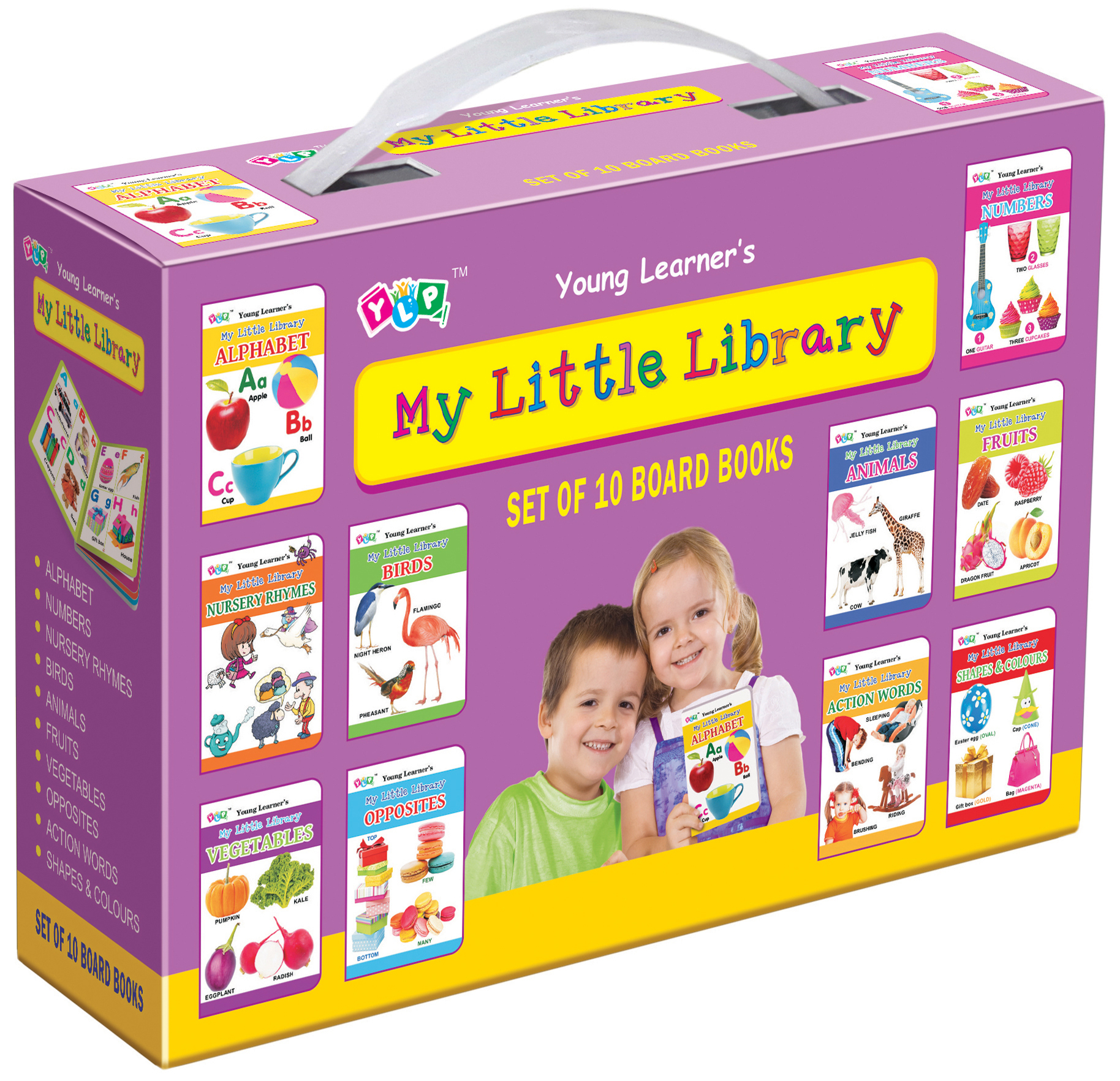 My Little Library (Gift Pack)