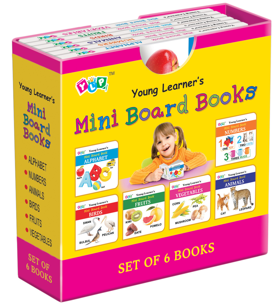 Mini Board Books (Gift Pack)