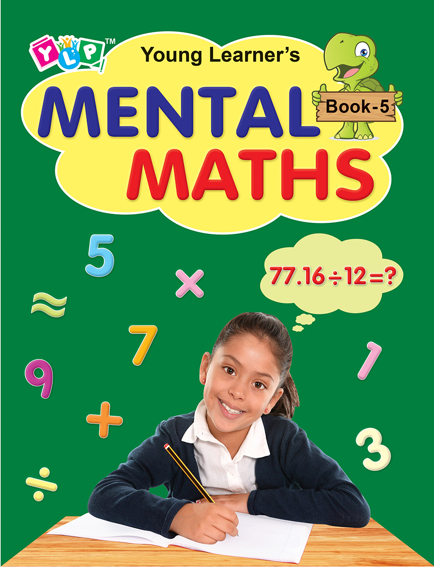 Mental Maths Book - 5