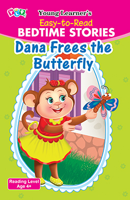 Dana Frees the Butterfly